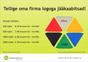 fms eesti reklaamiagentuur spam jääkaabitsad
