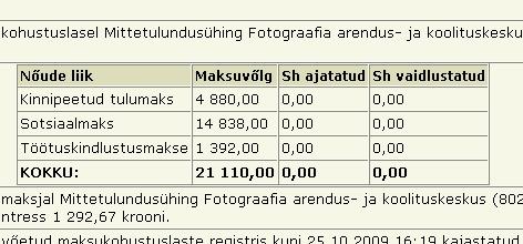 fak.ee fotokoolitus maksuvõlg