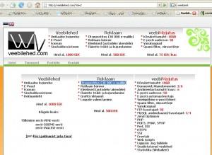 veebilehed.com on spam weebinet llc reg no 11525993