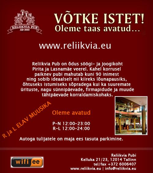 spam Reliikvia.eu pubi
