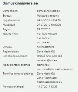 Domuskinnisvara.ee