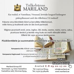 mariland group oü teenused