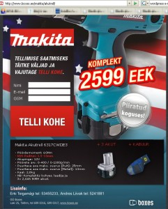 http://www.boxes.ee/makita/akutrell/